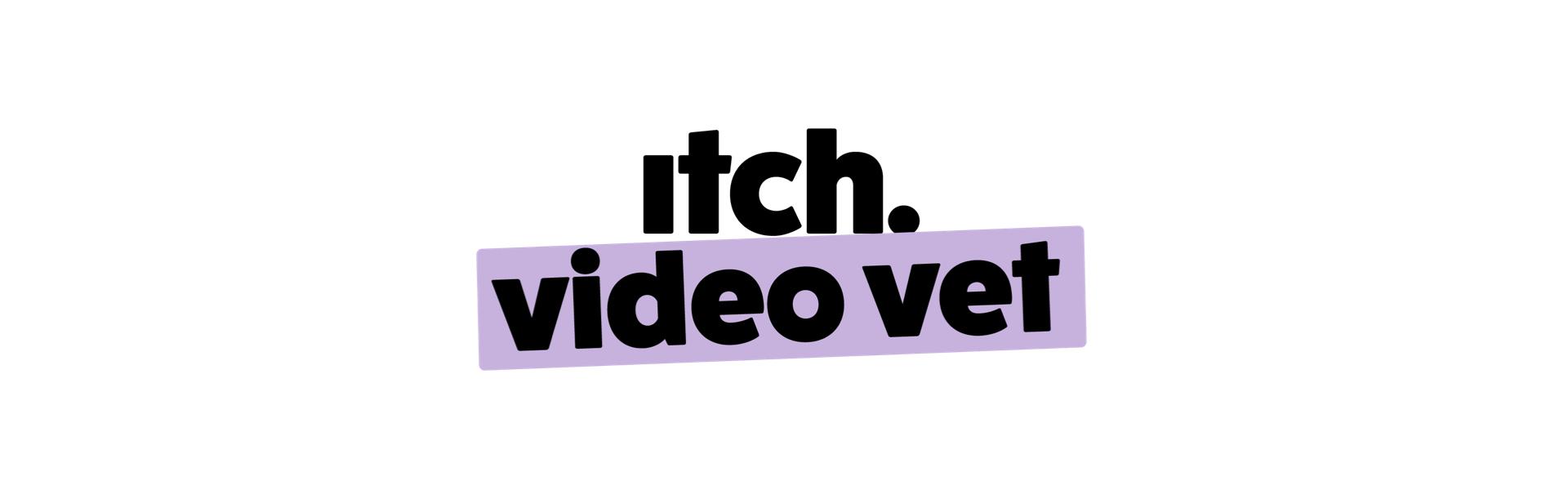 Itch New logo